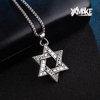 XXMAKE XXR108 Kalung pria Trendy Rantai Korean Style-COD - Silver