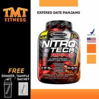 Nitrotech Nitro Tech Ripped 4 lbs Nitro Ripped MuscleTech Muscle Tech