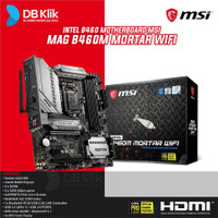 Motherboard MSI MAG B460M MORTAR WIFI