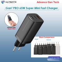 Ultimate Power Gan 65W Super Mini Fast Charger Gan09 Mini PRO Original