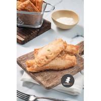 Cakwe Fish / Gorengan Cakue Ikan HOMEMADE Nikmat