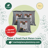 TA - Paket 3 Pack Metan Juara