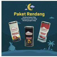 Foodstocks Paket Rendang - Frozen Food Siap Saji Halal