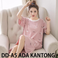 PROMO PIYAMA DRESS BAJU WANITA DASTER MOTIF DDA1-5