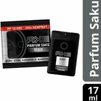 Axe black parfum saku 17 gr