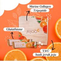 JejooC-COLLAGEN DRINK/MINUMAN KOLAGEN BAHAN ALAMI (Harga 1 box)