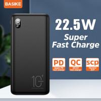 BASIKE 22.5W10000mah powerbank fast charging for Apple/Huawei/OPPO dll