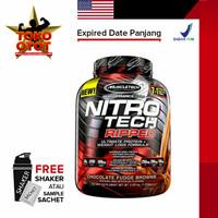 Nitrotech Ripped 4 lbs Nitro Tech Ripped 4lbs MuscleTech Muscle Tech