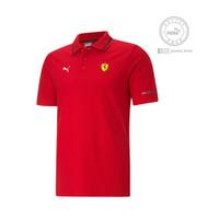 Polo PUMA FERRARI Race mens shirt Rosso Corsa ORIGINAL
