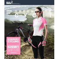 Santic Jersey Sepeda Wanita Lengan Pendek PINK L5C02079P Original