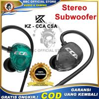 Headset Earphone Henset Bass Headset Mic Kabel Original Kz CCA CSA