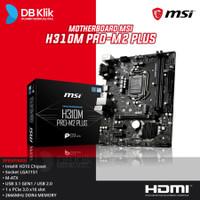 Motherboard MSI H310M PRO-M2 PLUS