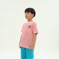 Orange Stripes T-shirt