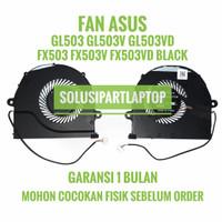 FAN ASUS GL503 GL503V GL503VD FX503 FX503V FX503VD BLACK