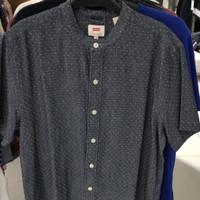 Levis Mandarin Collar Shirt Men