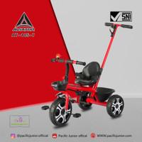 Sepeda Anak Roda 3 Tiga Tricycle Aviator AT 105 7 Dorongan
