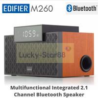Edifier M260 Speaker Bluetooth Portable 20 Watt RMS 3D Sound DEEP BASS