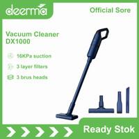 Deerma 16Kpa Handheld Portable Vacuum Cleaner DX1000 Penghisap Debu Ru