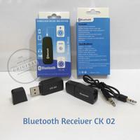 Receiver Bluetooth CK-02 Aux 3.5mm Audio