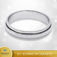 Cincin Emas Wanita TU0020 | Centro Jewellery