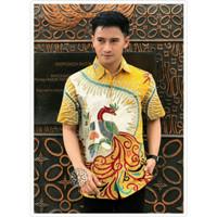 baju batik batik tulis berlapis trikot / furing Exclusive