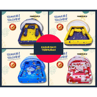 harga kasur bayi karakter kelambu murah terbaru 2021