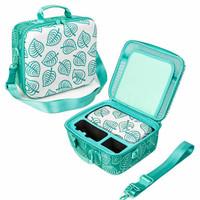 Nintendo Switch V2 Animal Crossing Tas Travel Case Eva Pouch Bag Carry