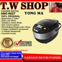 Yongma Magic Com 2liter Digital SMC8027