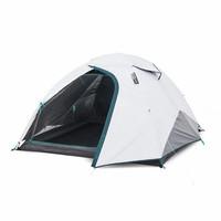 Tenda Camping Arpenaz MH100 Fresh & Black - 3 orang