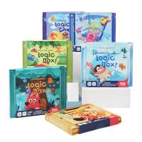TOI Magnetic Logic Box Game / Mainan Melatih Kemampuan Berpikir