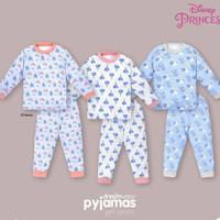 Piyama Pakaian Baju Tidur Bayi Anak Velvet Junior Big Size 6 dan 7