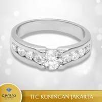 Cincin Emas Wanita TU0024 | Centro Jewellery