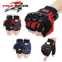 Sarung Tangan Batok Motor PROBIKER Glove Half Finger