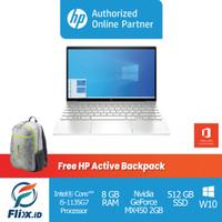 HP ENVY Laptop 13-ba1030/1031TX i5-1135G7 8GB SSD512 MX450 13.3 FHD - Pale Gold