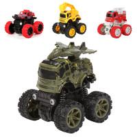 Mainan Anak Tanpa Batre Mobil Off Road 4 Drive Inertial Offroad Ban Be