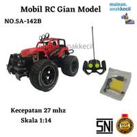 Mainan Anak Mobil Remote Control/Mobil RC Gian Model 5A-142B