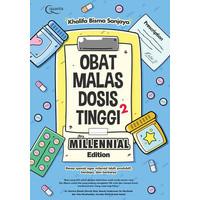 Buku - Obat Malas Dosis Tinggi For Millenials Edition