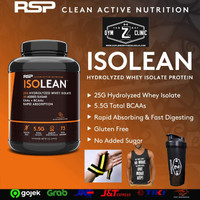 RSP Iso Lean Isolean 5 Lbs Hydrolized Whey Protein Isolate