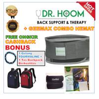 Dr Hoom Back Support Geemax Paket Bundling