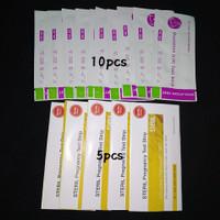 10pcs Ovulation LH Test Strip 5pcs Tes Hamil Steril