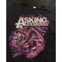 Asking Alexandria Band t-shirt