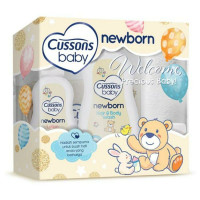 Cussons Baby Newborn Gift Pack Set / Hadiah Kelahiran Bayi