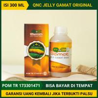 QNC Jelly Gamat Herbal Multi Khasiat Original 100 % ASLI
