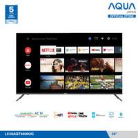 AQUA JAPAN Android Smart TV 58 Inch LE58AQT6600UG