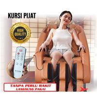 Kursi Pijat Elektrik Chair Massage Electric Remote Untuk Kesehatan