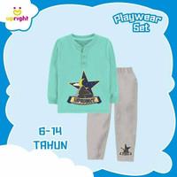 Set Baju Main Anak Tosca by Upright