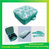 Nintendo Switch Animal Crossing Travel Bag Pouch Bag Case Tas Big Bag