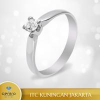 Cincin Emas Wanita TU0025 | Centro Jewellery