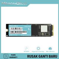 Memory Ghost SSD Macbook PCIe 512 GB TIDAK Butuh Adapter