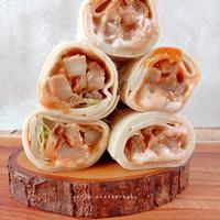 Kebab MonToK Ayam fillet premium / kebab frozen / kebab enak isi 10 - Original